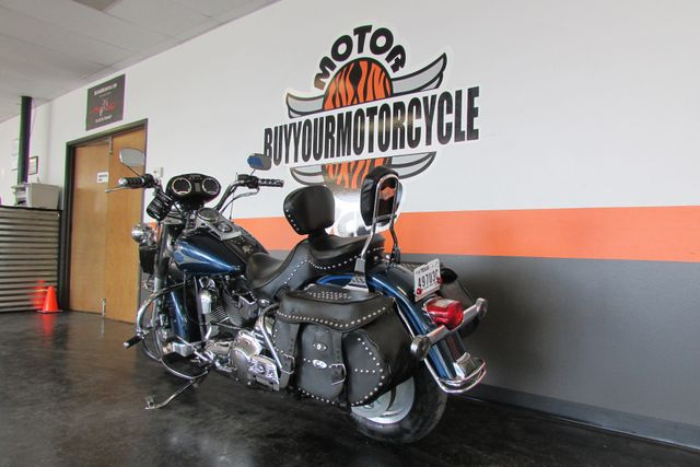 2001 Harley-Davidson SOFTAIL HERITAGE CLASSIC FLSTC Arlington, Texas 31