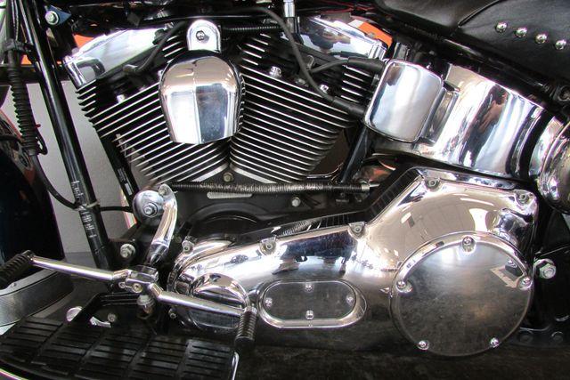 2001 Harley-Davidson SOFTAIL HERITAGE CLASSIC FLSTC Arlington, Texas 39