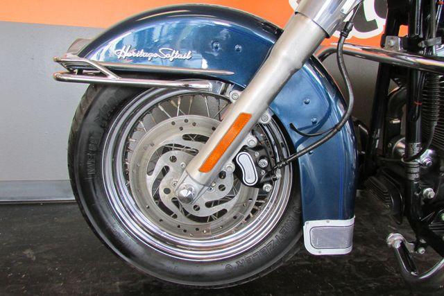 2001 Harley-Davidson SOFTAIL HERITAGE CLASSIC FLSTC Arlington, Texas 42