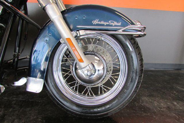 2001 Harley-Davidson SOFTAIL HERITAGE CLASSIC FLSTC Arlington, Texas 7