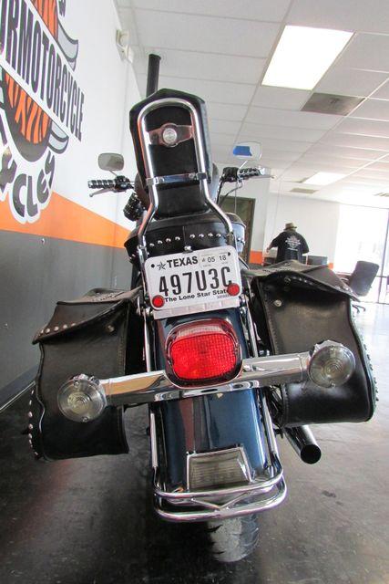 2001 Harley-Davidson SOFTAIL HERITAGE CLASSIC FLSTC Arlington, Texas 8