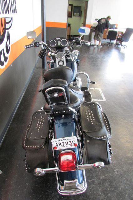 2001 Harley-Davidson SOFTAIL HERITAGE CLASSIC FLSTC Arlington, Texas 9
