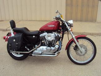 2001 Harley Davidson SPORTSTER 1200 CUSTOM Hutchinson, Kansas