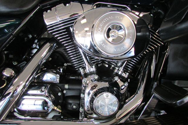 2001 Harley Davidson ULTRA CLASSIC ELECTRA GLIDE Arlington, Texas 17