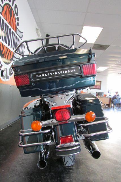 2001 Harley Davidson ULTRA CLASSIC ELECTRA GLIDE Arlington, Texas 8