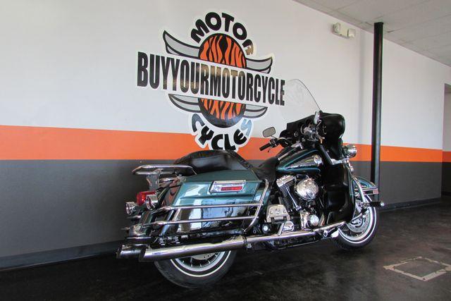 2001 Harley Davidson ULTRA CLASSIC ELECTRA GLIDE Arlington, Texas 1