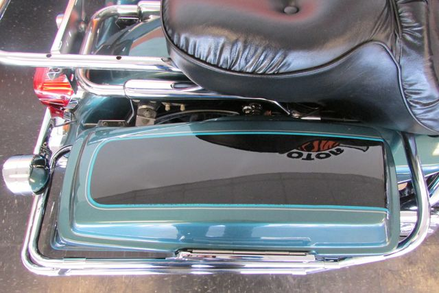 2001 Harley Davidson ULTRA CLASSIC ELECTRA GLIDE Arlington, Texas 12