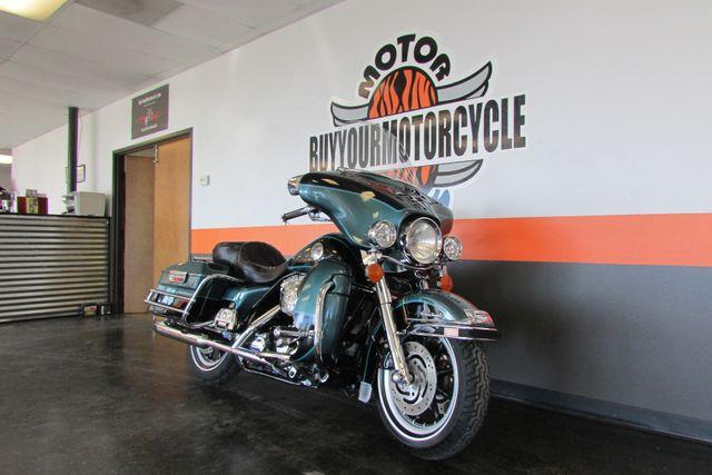 2001 Harley Davidson ULTRA CLASSIC ELECTRA GLIDE Arlington, Texas 2