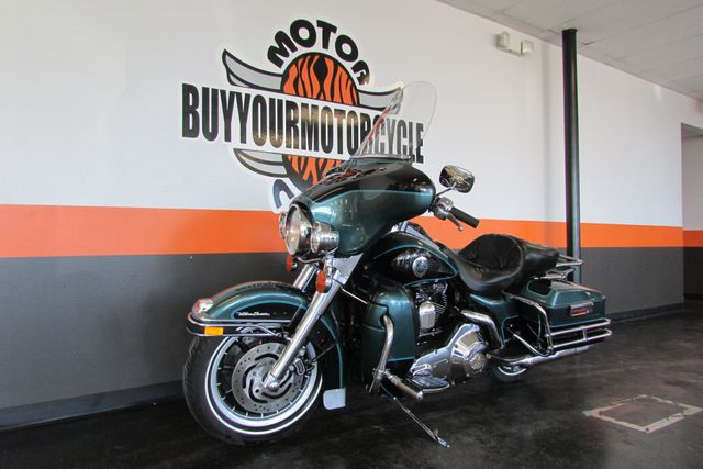 2001 Harley Davidson ULTRA CLASSIC ELECTRA GLIDE Arlington, Texas 36