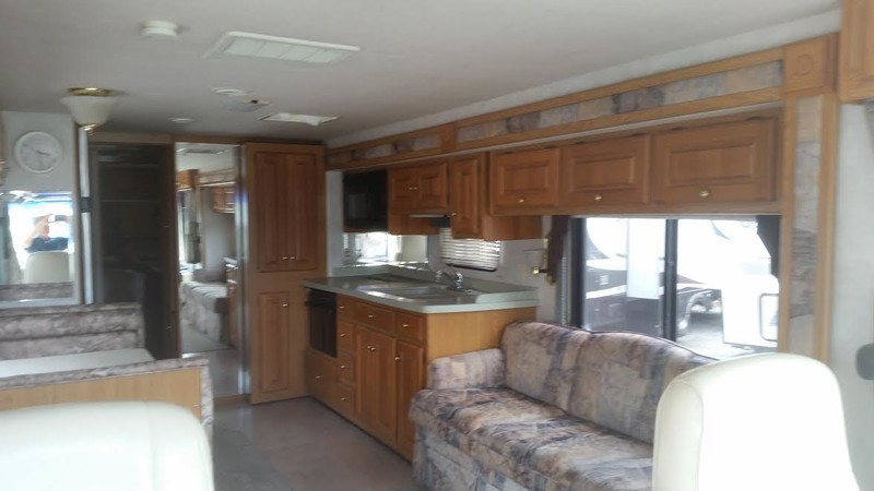 2001 Holiday Rambler Ambasador DIESEL REDUCED  city FL  Manatee RV  in Palmetto, FL