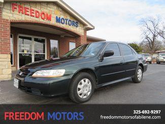 2001 Honda Accord VP | Abilene, Texas | Freedom Motors  in Abilene,Tx Texas