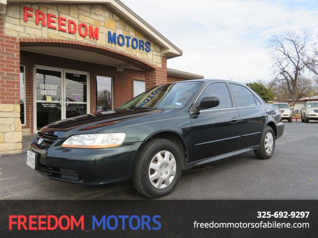 2001 Honda Accord VP | Abilene, Texas | Freedom Motors  in Abilene Texas