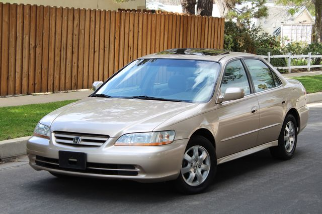 2001 Honda ACCORD EX SEDAN AUTOMATIC ONLY 85K ORIGINAL MLS ALLOY WHLS XLNT COND. Woodland Hills, CA 13