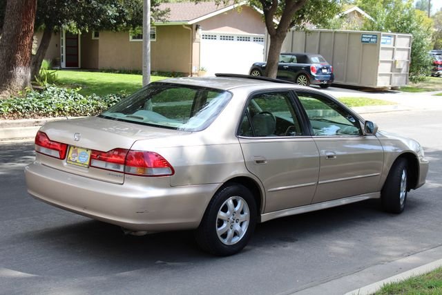 2001 Honda ACCORD EX SEDAN AUTOMATIC ONLY 85K ORIGINAL MLS ALLOY WHLS XLNT COND. Woodland Hills, CA 7