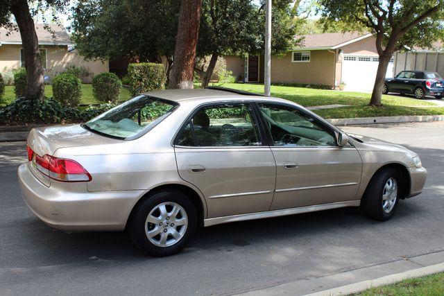 2001 Honda ACCORD EX SEDAN AUTOMATIC ONLY 85K ORIGINAL MLS ALLOY WHLS XLNT COND. Woodland Hills, CA 8