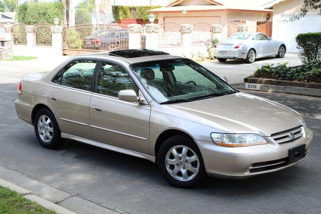 2001 Honda ACCORD EX SEDAN AUTOMATIC ONLY 85K ORIGINAL MLS ALLOY WHLS XLNT COND. Woodland Hills, CA 9