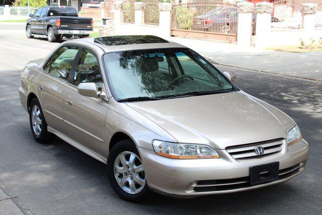 2001 Honda ACCORD EX SEDAN AUTOMATIC ONLY 85K ORIGINAL MLS ALLOY WHLS XLNT COND. Woodland Hills, CA 10