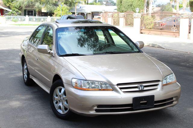 2001 Honda ACCORD EX SEDAN AUTOMATIC ONLY 85K ORIGINAL MLS ALLOY WHLS XLNT COND. Woodland Hills, CA 11