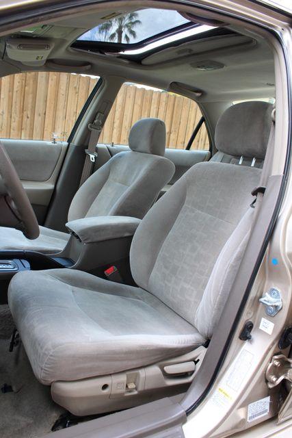 2001 Honda ACCORD EX SEDAN AUTOMATIC ONLY 85K ORIGINAL MLS ALLOY WHLS XLNT COND. Woodland Hills, CA 18
