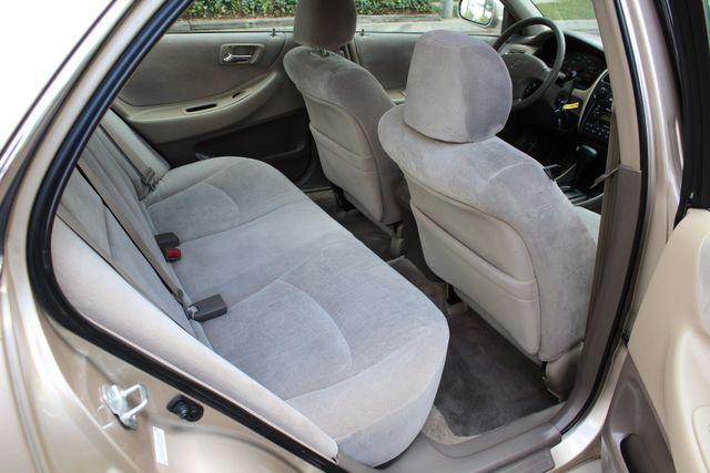 2001 Honda ACCORD EX SEDAN AUTOMATIC ONLY 85K ORIGINAL MLS ALLOY WHLS XLNT COND. Woodland Hills, CA 35