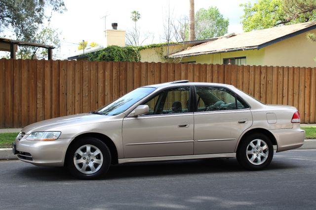 2001 Honda ACCORD EX SEDAN AUTOMATIC ONLY 85K ORIGINAL MLS ALLOY WHLS XLNT COND. Woodland Hills, CA 2