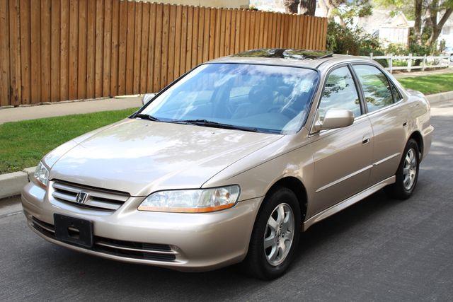2001 Honda ACCORD EX SEDAN AUTOMATIC ONLY 85K ORIGINAL MLS ALLOY WHLS XLNT COND. Woodland Hills, CA 38