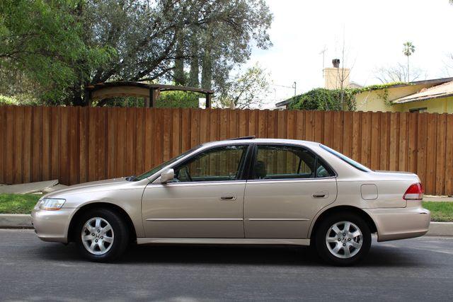 2001 Honda ACCORD EX SEDAN AUTOMATIC ONLY 85K ORIGINAL MLS ALLOY WHLS XLNT COND. Woodland Hills, CA 3
