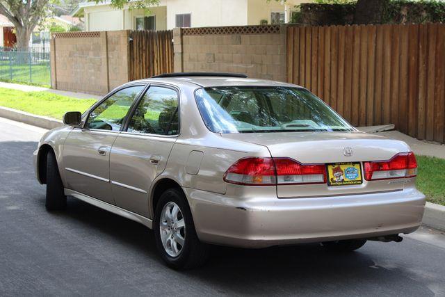 2001 Honda ACCORD EX SEDAN AUTOMATIC ONLY 85K ORIGINAL MLS ALLOY WHLS XLNT COND. Woodland Hills, CA 4