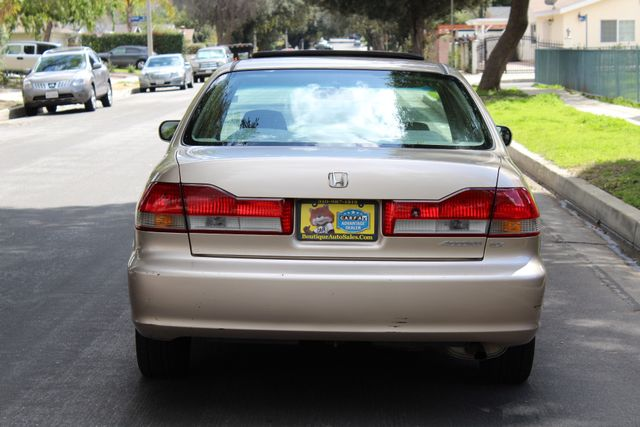 2001 Honda ACCORD EX SEDAN AUTOMATIC ONLY 85K ORIGINAL MLS ALLOY WHLS XLNT COND. Woodland Hills, CA 5