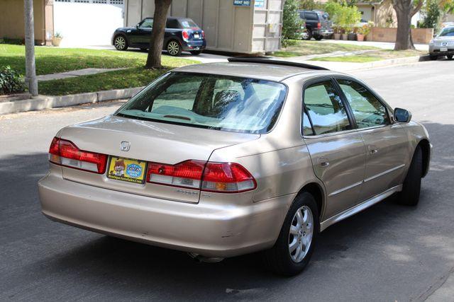 2001 Honda ACCORD EX SEDAN AUTOMATIC ONLY 85K ORIGINAL MLS ALLOY WHLS XLNT COND. Woodland Hills, CA 6