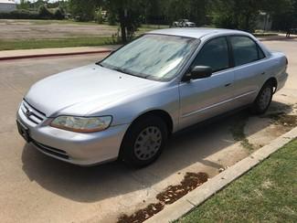 2001 Honda Accord in Ft Worth TX