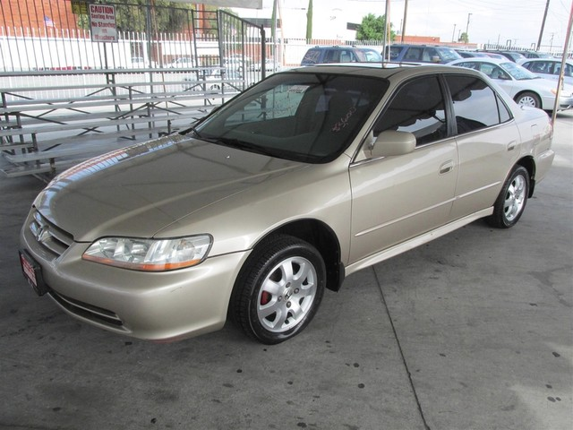 2001 Honda Accord EX This particular Vehicles true mileage is unknown TMU Please call or e-mai