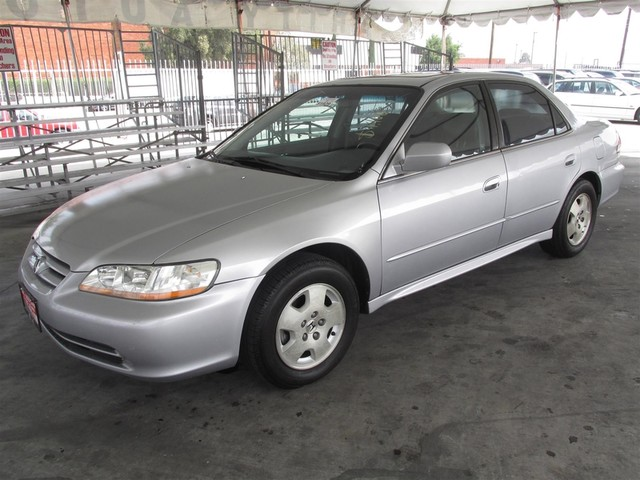 2001 Honda Accord EX wLeather Please call or e-mail to check availability All of our vehicles