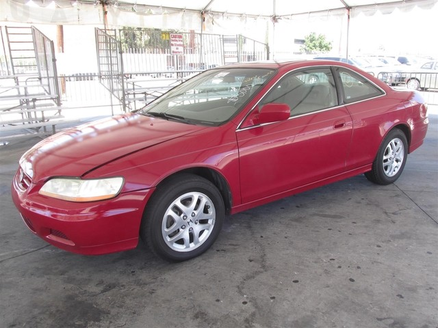 2001 Honda Accord EX wLeather This particular Vehicles true mileage is unknown TMU Please cal