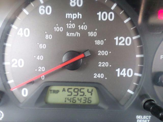 2001 Honda Accord EX w/Leather Golden, Colorado 4