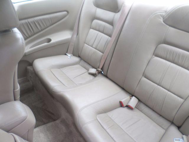 2001 Honda Accord EX w/Leather Golden, Colorado 6