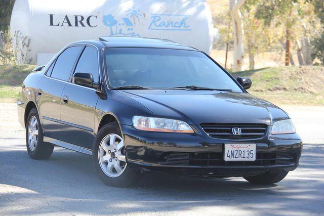 2001 Honda Accord EX w/Leather Santa Clarita, CA 3