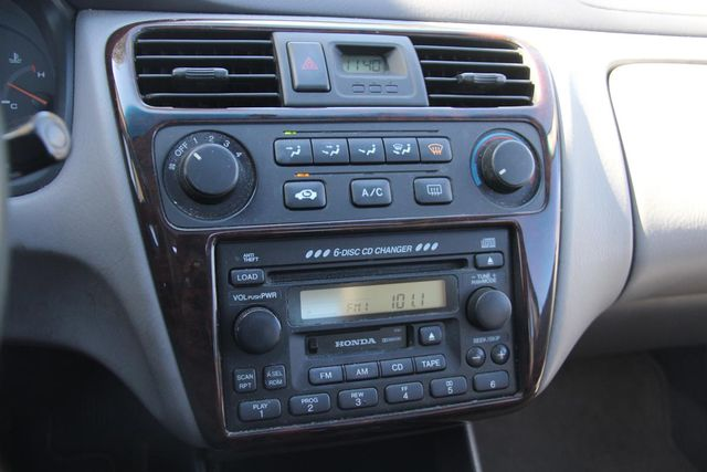 2001 Honda Accord EX w/Leather Santa Clarita, CA 18