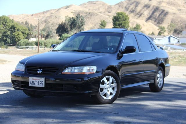 2001 Honda Accord EX w/Leather Santa Clarita, CA 4