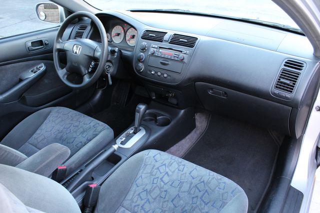 2001 Honda CIVIC EX COUPE 82K MLS AUTO SUNROOF SERVICE RECORDS NEW BRAKES Woodland Hills, CA 18