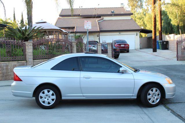 2001 Honda CIVIC EX COUPE 82K MLS AUTO SUNROOF SERVICE RECORDS NEW BRAKES Woodland Hills, CA 6