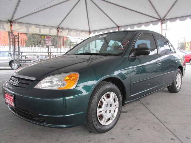 2001 Honda Civic LX Please call or e-mail to check availability All of our vehicles are availabl