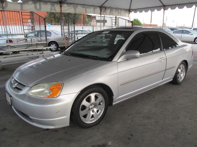 2001 Honda Civic EX Please call or e-mail to check availability All of our vehicles are availabl