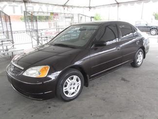 2001 Honda Civic LX Gardena, California