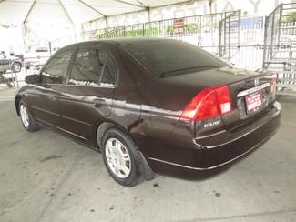 2001 Honda Civic LX Gardena, California 1
