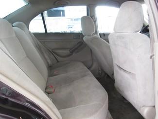 2001 Honda Civic LX Gardena, California 11