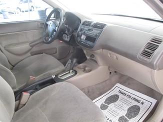 2001 Honda Civic LX Gardena, California 13