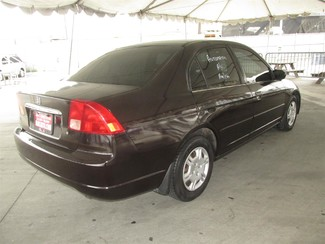 2001 Honda Civic LX Gardena, California 2
