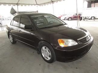 2001 Honda Civic LX Gardena, California 3