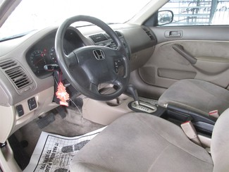2001 Honda Civic LX Gardena, California 8